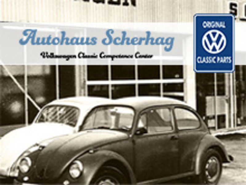 Volkswagen Classic Competence Center